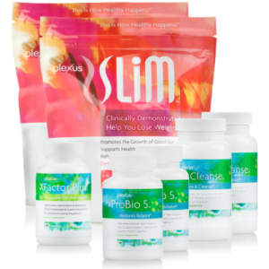 Plexus Double Triplex Welcome Pack - Plexus Slim, Plexus Bio Cleanse, ProBio 5, XFactor Plus