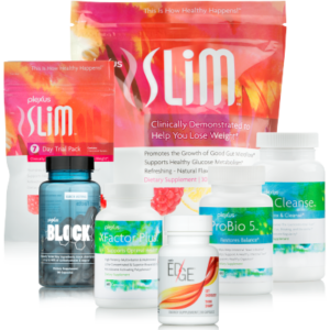 Plexus Variety Welcome Pack - Plexus Slim, Bio Cleanse, Probio 5, EDGE, XFactor Plus, Block, Slim Trial Pack
