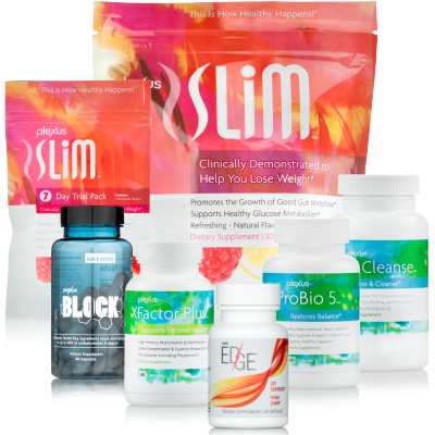 Plexus Variety Welcome Pack