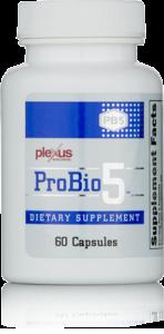 Plexus ProBio 5