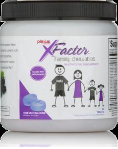 Plexus XFactor Chewables
