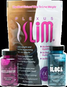 Plexus Slim, Accelerator & Block