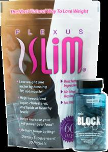 Plexus Slim & BLOCK Combo