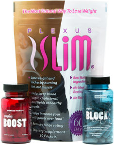 Plexus Slim, Boost & Block