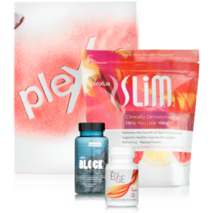 Plexus Slim, EDGE, and Block Welcome Pack