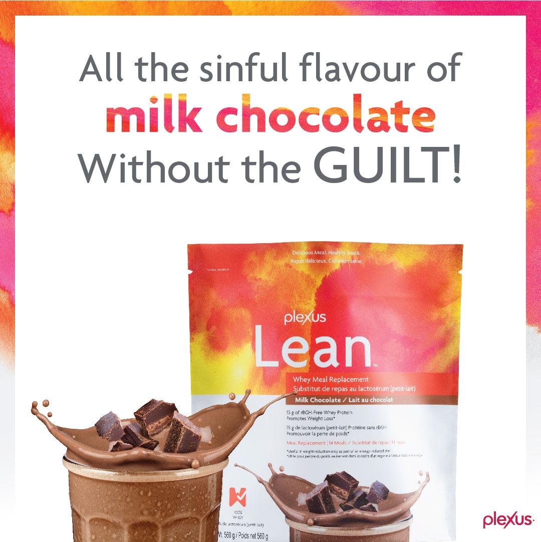Lean Whey Milk Chocolate