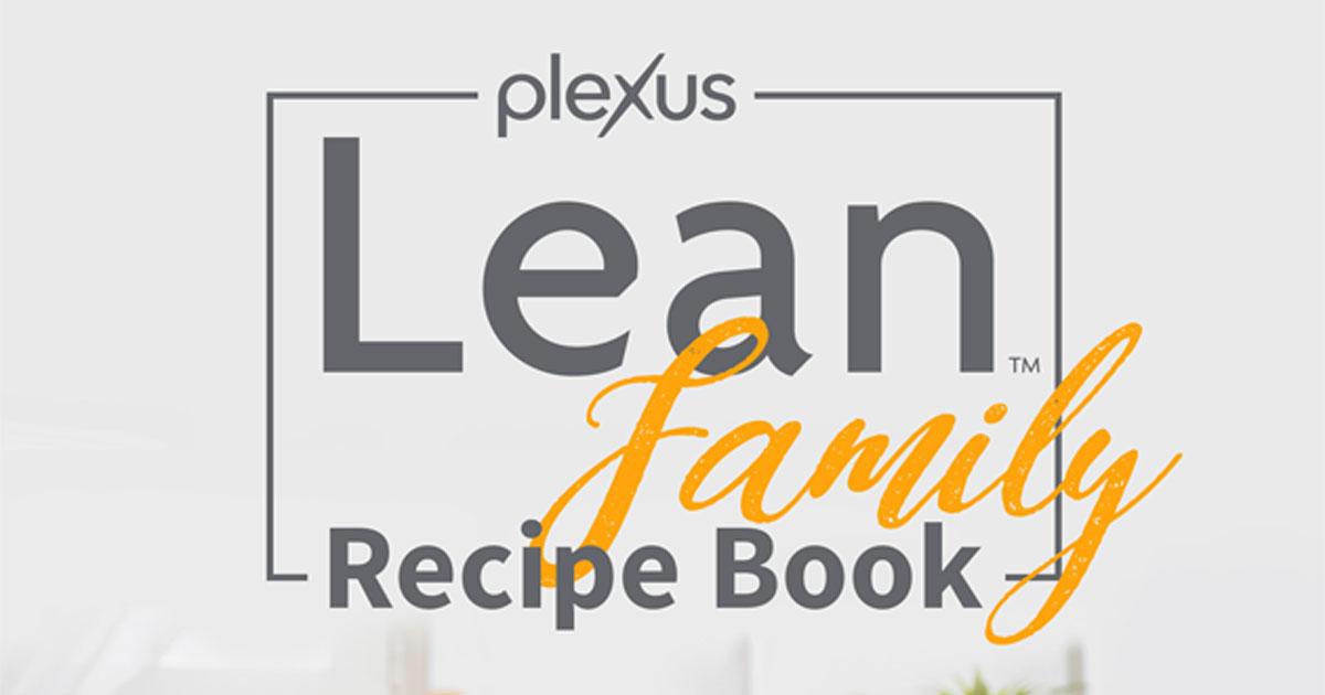Lean Recipe Book Ideas